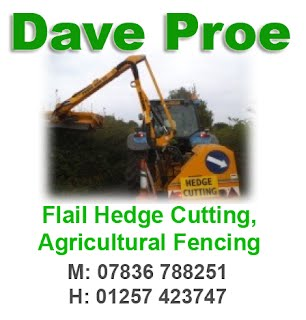 Dave Proe Hedge Flailing